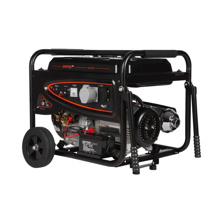 Бензиновий генератор 7.5 КВ (1 фаза)